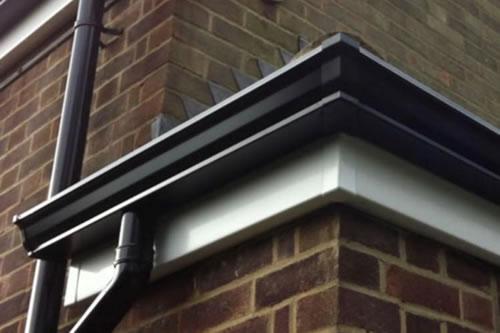 ayr aluminium guttering removal
