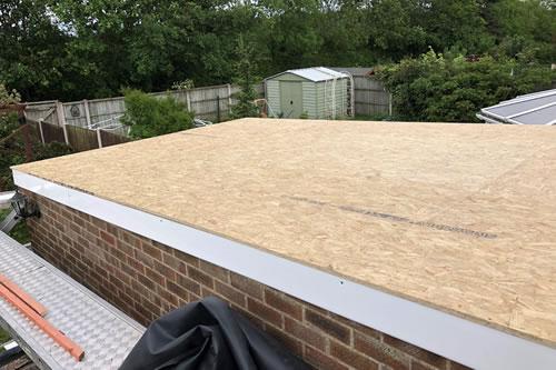 kilmarnock flat roof repairs