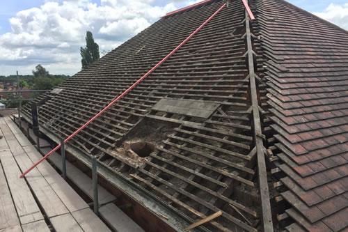 new roof company ayr